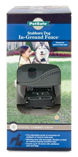 PetSafe stubborn dog collar