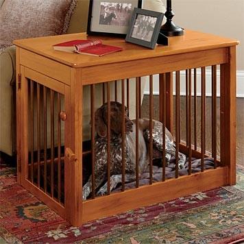 Wooden-Dog-Kennels