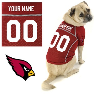 Custom NFL Dog Jerseys
